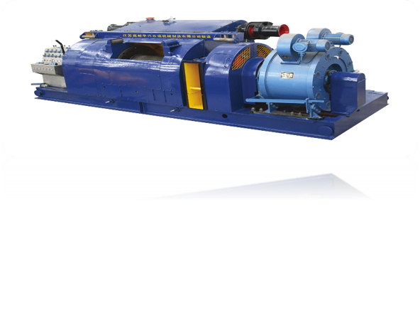 Winches with AC motor drive with frequency control JC-40DB/E1000AC